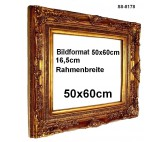 Bilderrahmen / Prunkrahmen für Ölgemälde - S8-8178