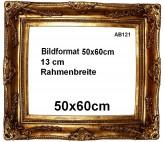 Bilderrahmen / Prunkrahmen für Ölgemälde - ID215-S5_AB