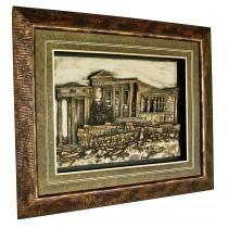 Reliefbild - Tempel des Erechtheus