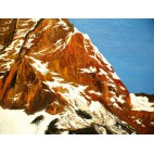 Ölbild Saalfelden am Steinerne Meer, Breithorn Sommerstein HANDGEMALT 60x60cm