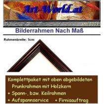 Bilderrahmen / Prunkrahmen für Ölgemälde - OPR05-60x90cm